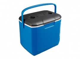 NEVERA RIGIDA 30QT BLACK & BLUE