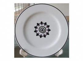 VAJILLA PORCELANA DECORADA 20PZ