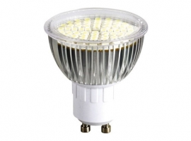 BOMBILLA LED DICROICA SMD 5,4W 520LM 120
