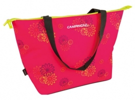 NEVERA BOLSO PINK DAISY SHOPPING
