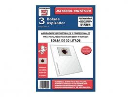 BOLSA SINTETICA ASPIRADOR INDUSTRIAL 20 L