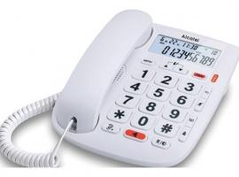 TELEFONO FIJO TECLAS GRANDES MOMO DR