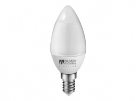 LAMPARA VELA ECO LED 436LM (PACK 4UN)
