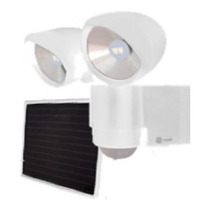 KIT SOLAR + PROTECTOR LED CON DETECTOR