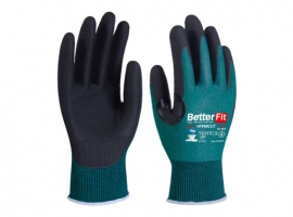 GUANTE BETTER FIT HYPERCUT CON REFUERZO PROTECCION