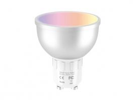 LAMPARA LED RGB COMPTAIBLE ASISTENTE VOZ
