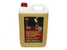 ACEITE BIOLOGICO PARA ANTORCHAS CON CITRONELA