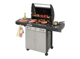 BARBACOA A GAS 3 SERIES CLASSIC LS PLUS