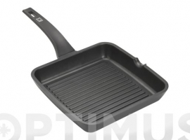 GRILL ALUMINIO FUNDIDO EFFICIENT