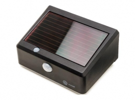 LED SOLAR CON DETECTOR DE MOVIMIENTO