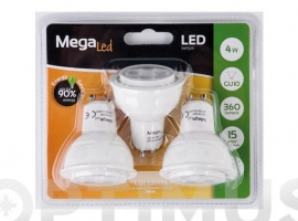 LED DICROICA (PACK 3 UNIDADES)