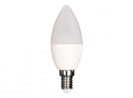LAMPARA LED VELA 480LM (4UNIDADES)