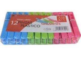PINZA PLASTICO 12 UN