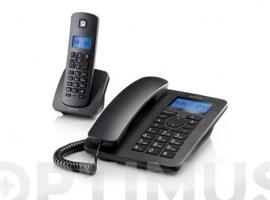 TELEFONO CON CABLE + TERMINAL INALAMBRICO