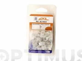 GRAPA CABLE COAXIAL 25 UDS