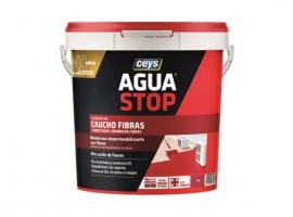 AGUA STOP CAUCHO ACRILICO FIBRAS