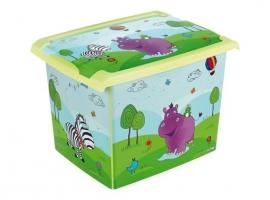 CAJA FASHION BOX HIPPO