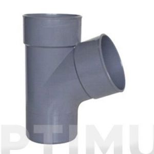 DERIVACION SIMPLE 67º PVC EVACUACION