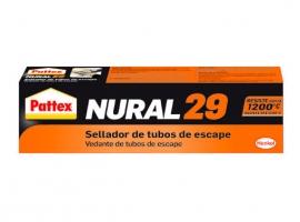 MASILLA REPARADORA TUBO ESCAPE NURAL 29