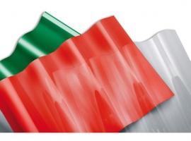 LAMINA ONDULADA PVC (ROLLO 2X0.90M)