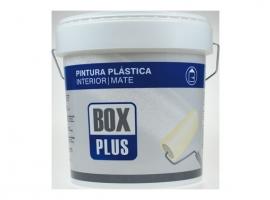 PINTURA PLASTICA EXTERIOR - INTERIOR