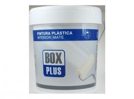 PINTURA PLASTICA BLANCA MATE