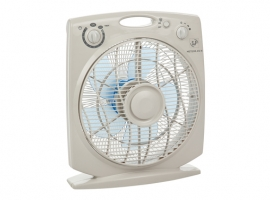 VENTILADOR BOX FAN Ø30CM 35W
