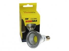 LAMPARA LED COB 5W E14