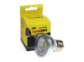 LAMPARA LED COB 5W E27