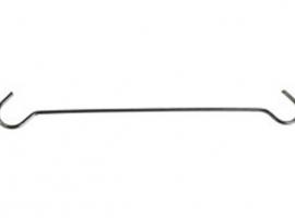 GANCHO DOBLE 150 MM