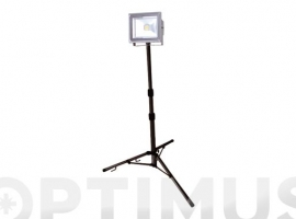 FOCO PROYECTOR LED 50 W CON TRIPODE