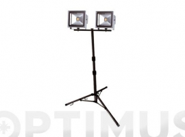 FOCO PROYECTOR LED 2 X 30 W CON TRIPODE