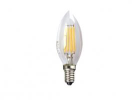 LAMPARA LED FILAMENTO VELA 390LM
