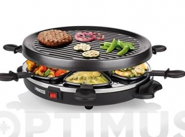 RACLETTE GRILL PARTY
