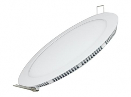 DOWNLIGHT PLANO REDONDO LED 18 W