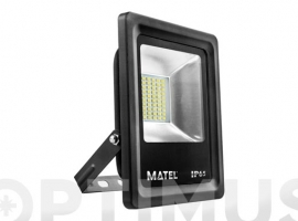FOCO PROYECTOR LED PLANO 20 W