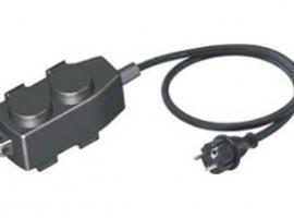 PROLONGADOR ELECTRICO 5 M. / 3 X 1,5 / BASE AEREA
