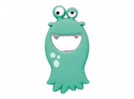 ABREBOTELLAS PVC MONSTER