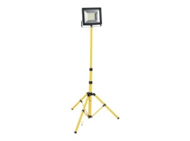 FOCO PROYECTOR LED 1 X 50 W 6400 K TRIPODE