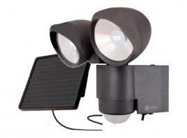 KIT SOLAR + PROTECTOR LED CON DETECTOR