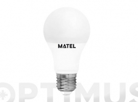 LAMPARA STANDAR LED AL + PC