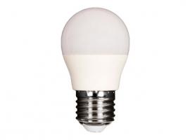 LAMPARA LED ESFERICA 480LM (5UNIDADES)