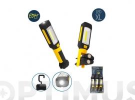 LINTERNA LED XL 3 +1 200-120 LM