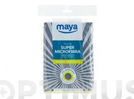 BAYETA SUPER MICROFIBRA 350 GR