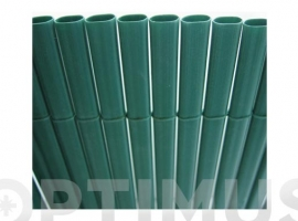 CAÑIZO SINTETICO PVC PLASTICANE OVAL VERDE