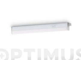 LAMPARA LINEAL LED LINEAR 4000K ENLAZABLE - 1200LM