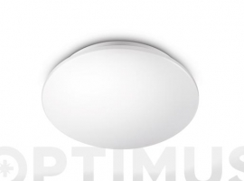 PLAFON COMPACTO LED MOIRE 4000K - 1100LM