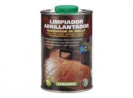 LIMPIADOR ABRILLANTADOR DE SUELOS