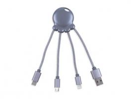 ADAPTADOR USB MULTICONECTOR OCTOPUS