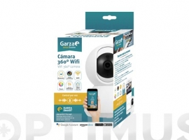 CAMARA INTERIOR IP SMART WIFI 360º